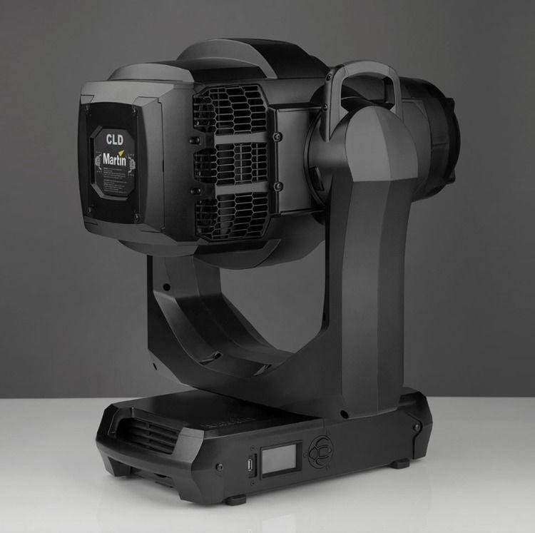 MAC 2000 Profile   Martin Lighting