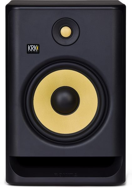 krk rokit 8 g4 8 powered studio monitor sweetwater. Black Bedroom Furniture Sets. Home Design Ideas