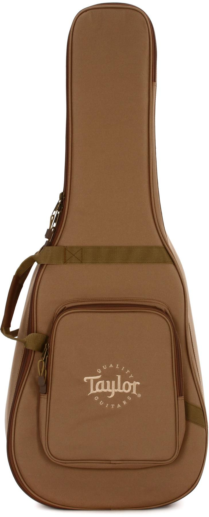 Taylor Hard Bag For Dreadnought And Grand Auditorium Tan