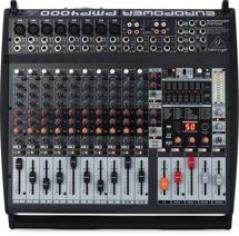 Behringer Europower PMP4000 16-channel 1600W Powered Mixer