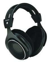 Shure SRH1840 Open-back Mastering and Studio Headphones