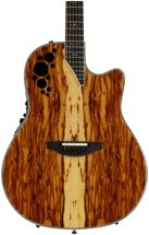 Ovation Elite Plus Contour - African Chenchen