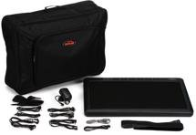SKB SKB-PS-8 8-Port Pedalboard and Gig Bag