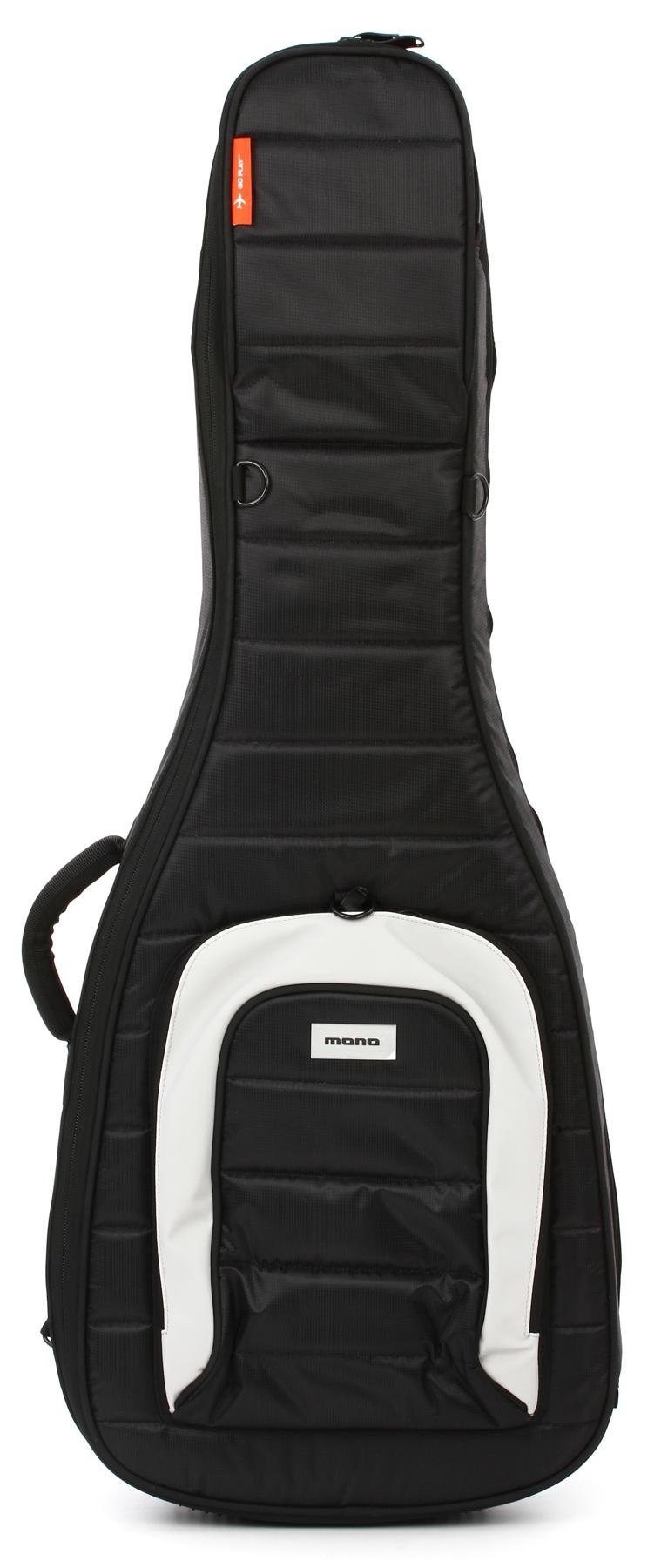 Mono Classic Dual Electric Guitar Case Black Sweetwater