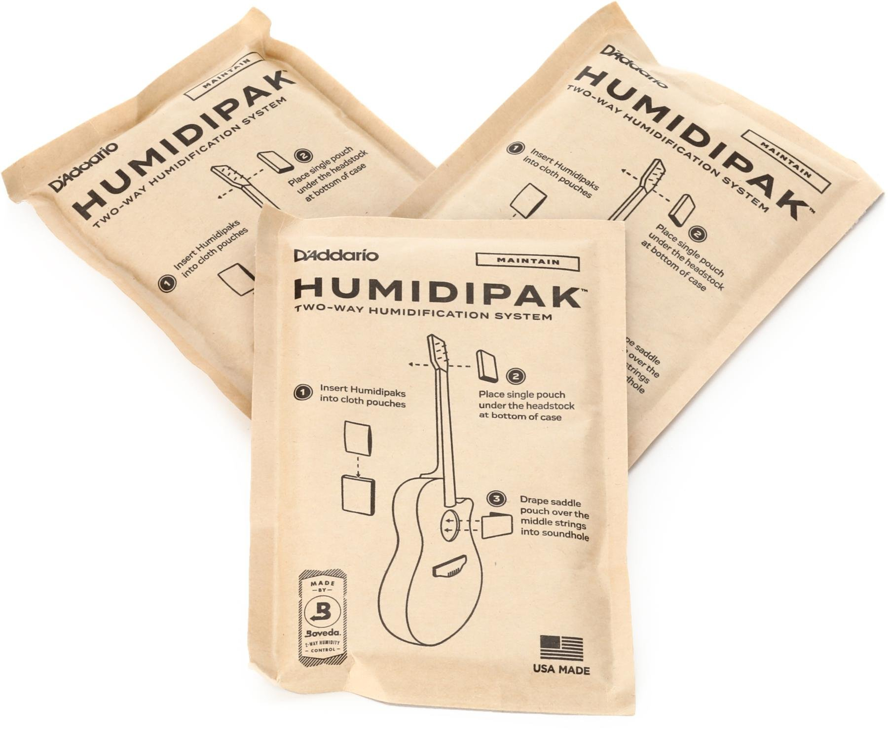 Daddario Planet Waves Two Way Humidification System Sweetwater