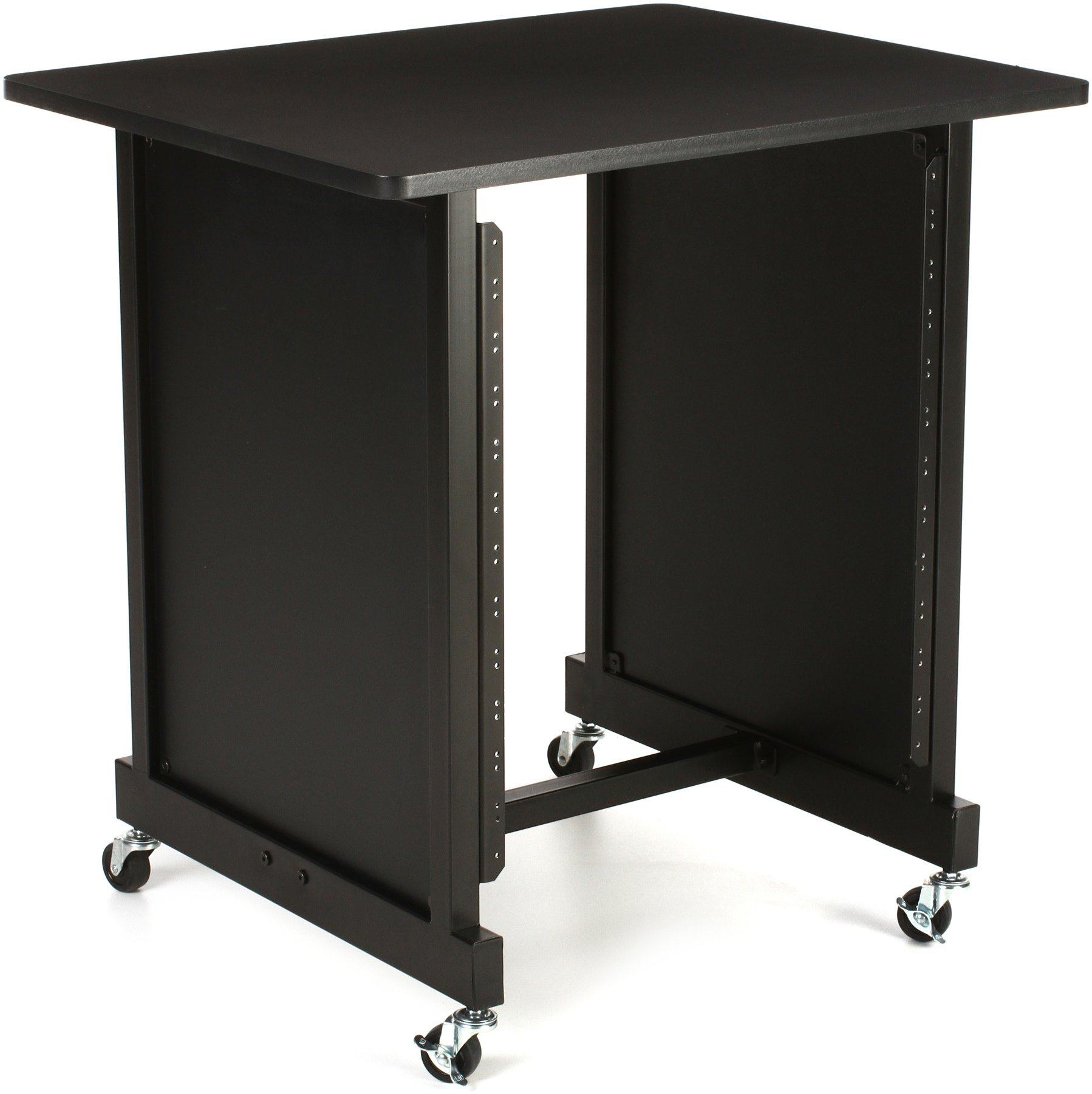 Beautiful On Stage Stands WSR7500B Rack Cabinet   Black