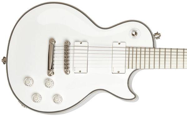 Epiphone Matt Heafy Snowfall Les Paul Custom - Alpine White