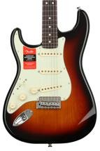 Fender American Professional Stratocaster Left-handed - 3-color Sunburst with Rosewood Fingerboard