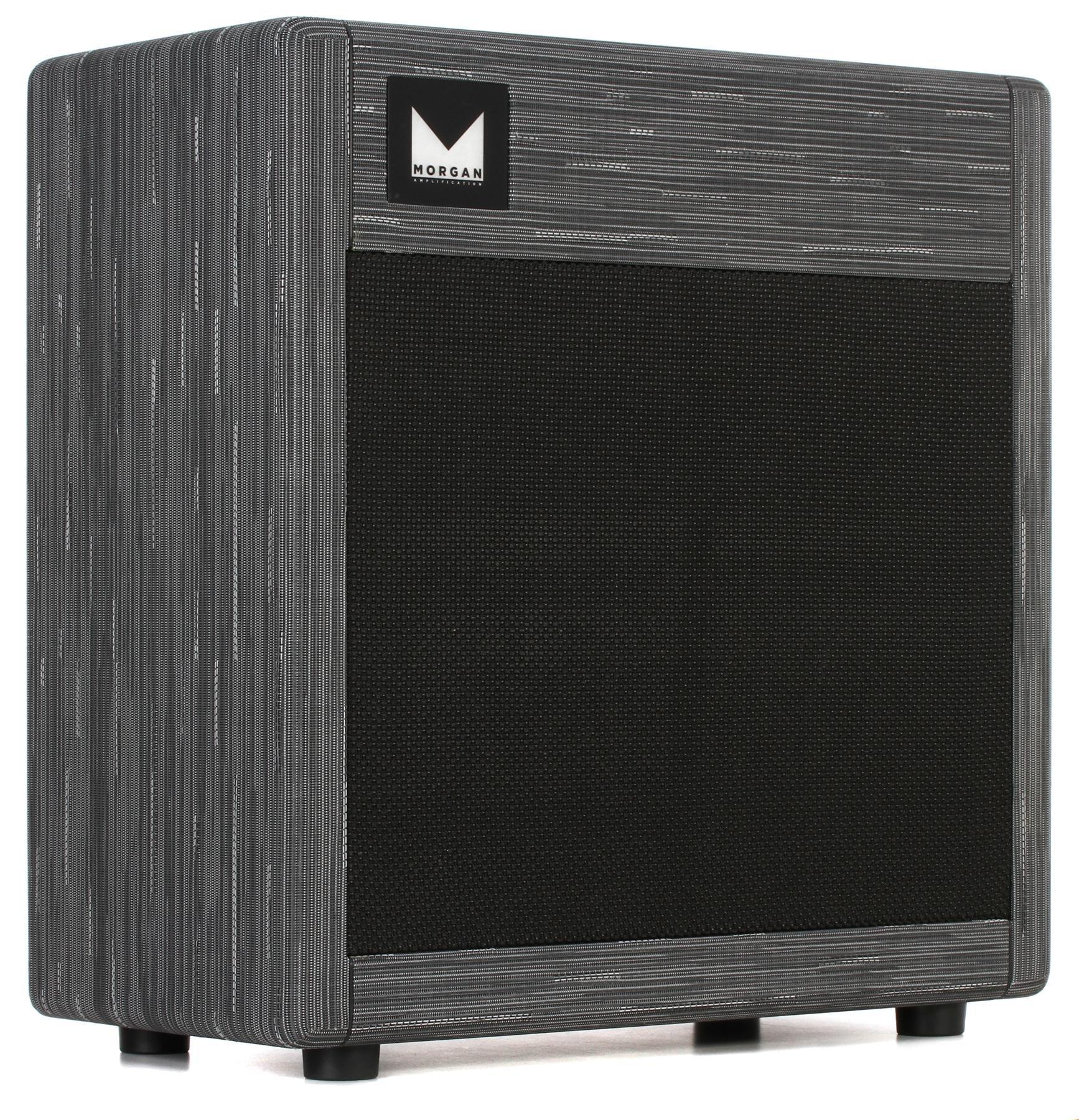 Morgan Amps Mvp23 Combo 23 Watt 1x12 Hand Wired Tube 12w Audio Amplifier Twilight