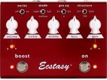 Bogner Ecstasy Red Overdrive Pedal