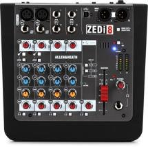 Allen & Heath ZEDi-8 Mixer with USB