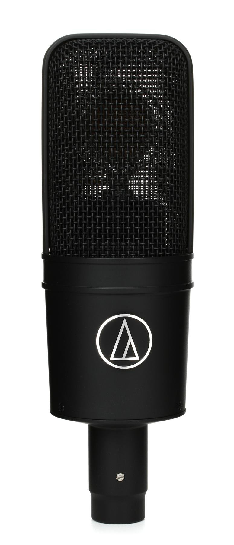 Audio Technica At4040 Large Diaphragm Condenser Microphone Sweetwater Diagram Construction Image 1