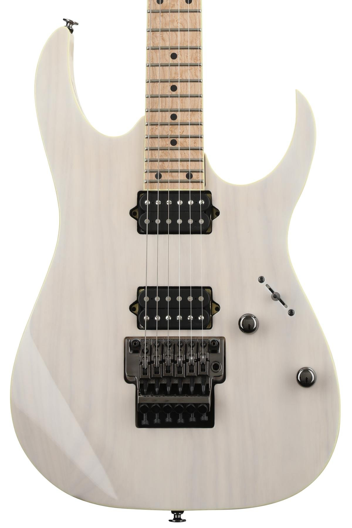 Ibanez Prestige RG652AHM - Antique White Blonde