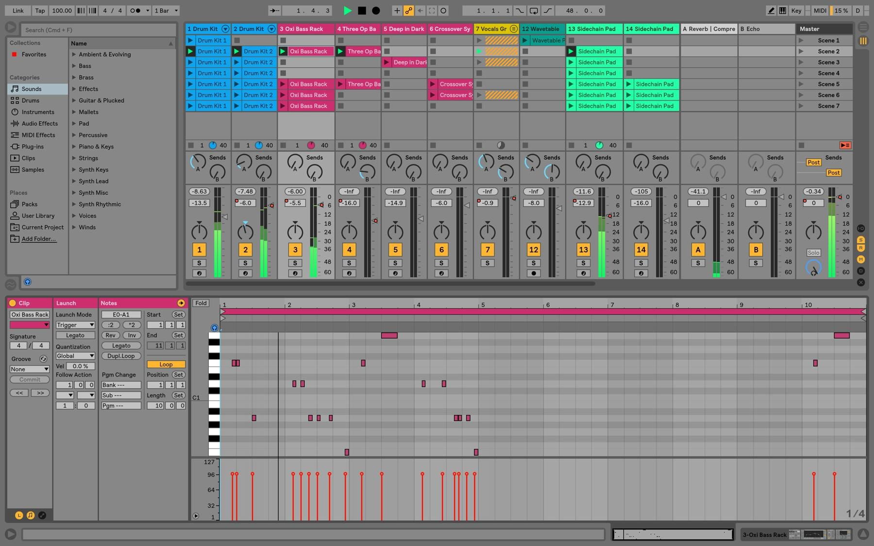ableton live 9 free instrument packs