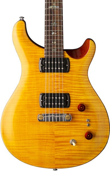 PRS SE Paul's Guitar - Amber | Sweetwater