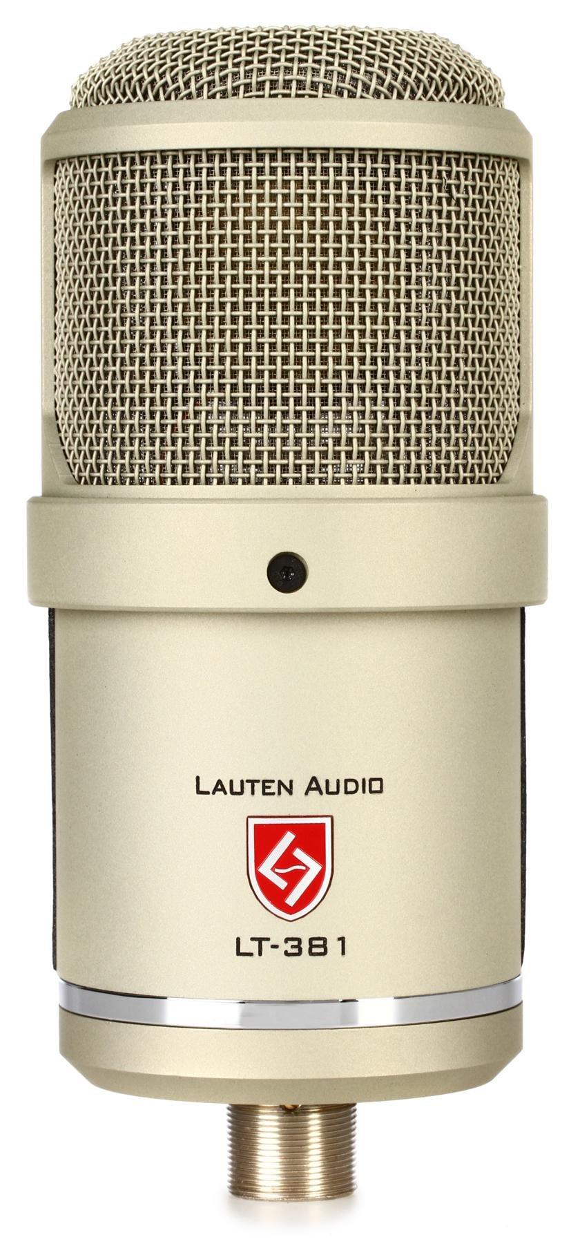Lauten Audio Oceanus Lt 381 Large Diaphragm Tube Condenser Microphone Diagram Construction Image 1
