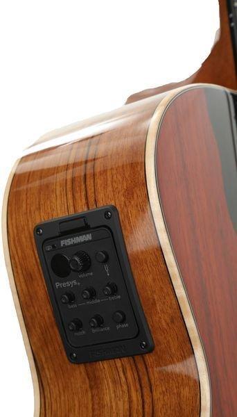 bbd660a5e29 Fishman Presys+ electronics yield amazing plugged-in tone