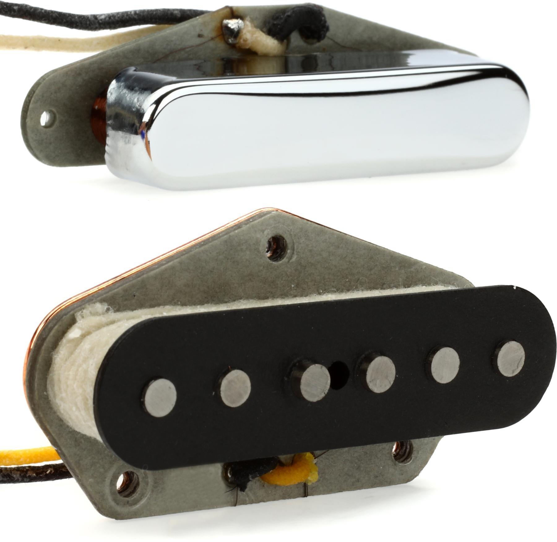 Fender® Pure Vintage /'64 Telecaster Neck Pickup~USA~0992234000-Brand New Other