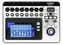 QSC TouchMix-8 Touchscreen Digital Mixer
