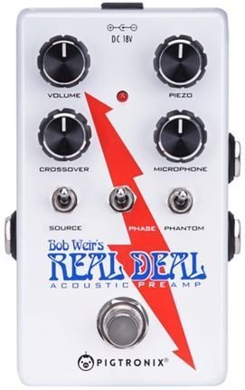 pigtronix bob weir 39 s real deal acoustic guitar preamp pedal sweetwater. Black Bedroom Furniture Sets. Home Design Ideas