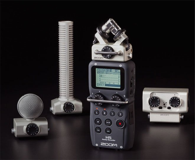 Zoom H5 Handy Recorder | Sweetwater