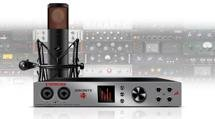 Antelope Audio Discrete 4 Bundle - Thunderbolt Interface and Modeling Microphone System