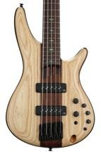 Ibanez SR1305E Premium, Sweetwater Exclusive - Natural Flat with Black Hardware