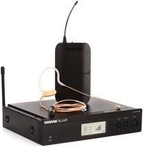 Shure BLX14R/MX53 Headworn Wireless System - H9 Band