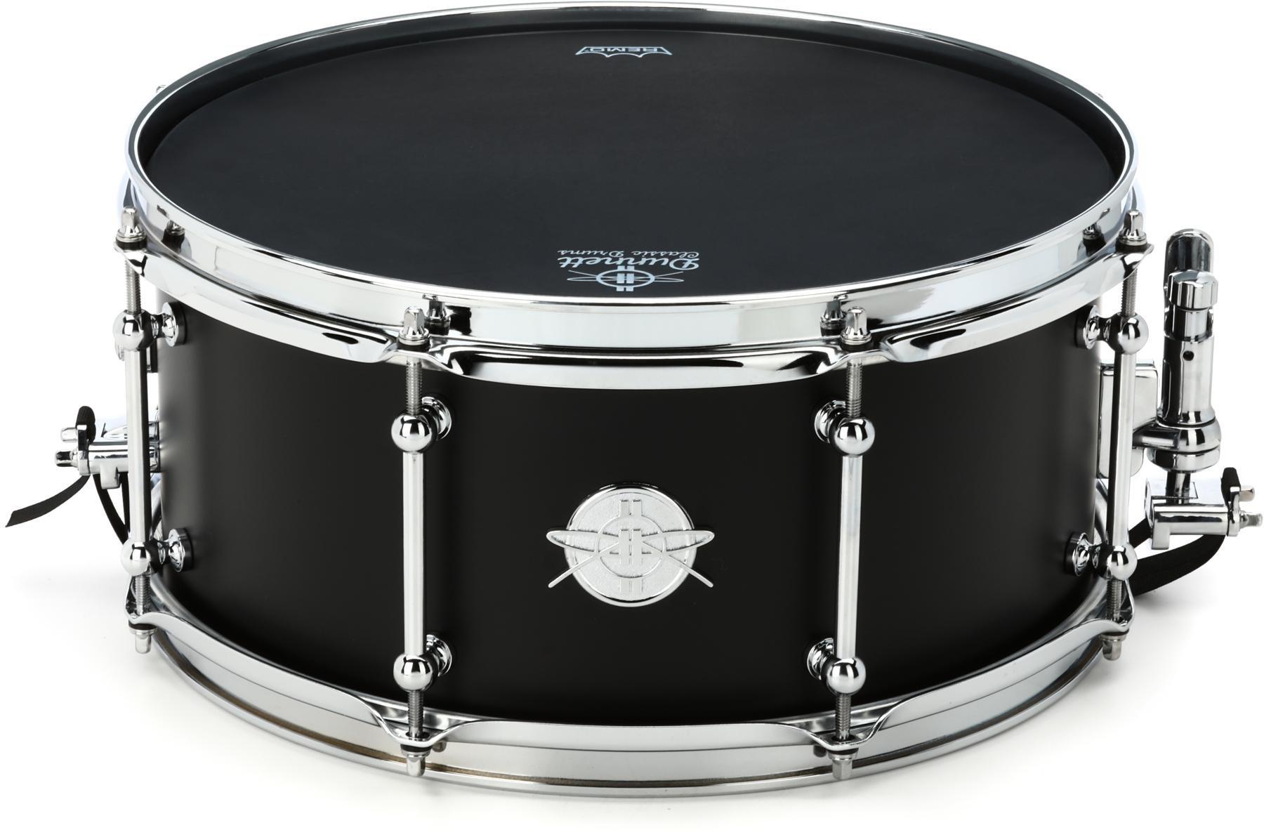 Dunnett Classic Titanium Snare Drum - 6.5\