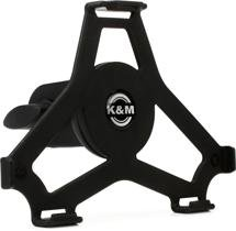 K&M KM19713 iPad mini Holder Mic Stand Thread Mount