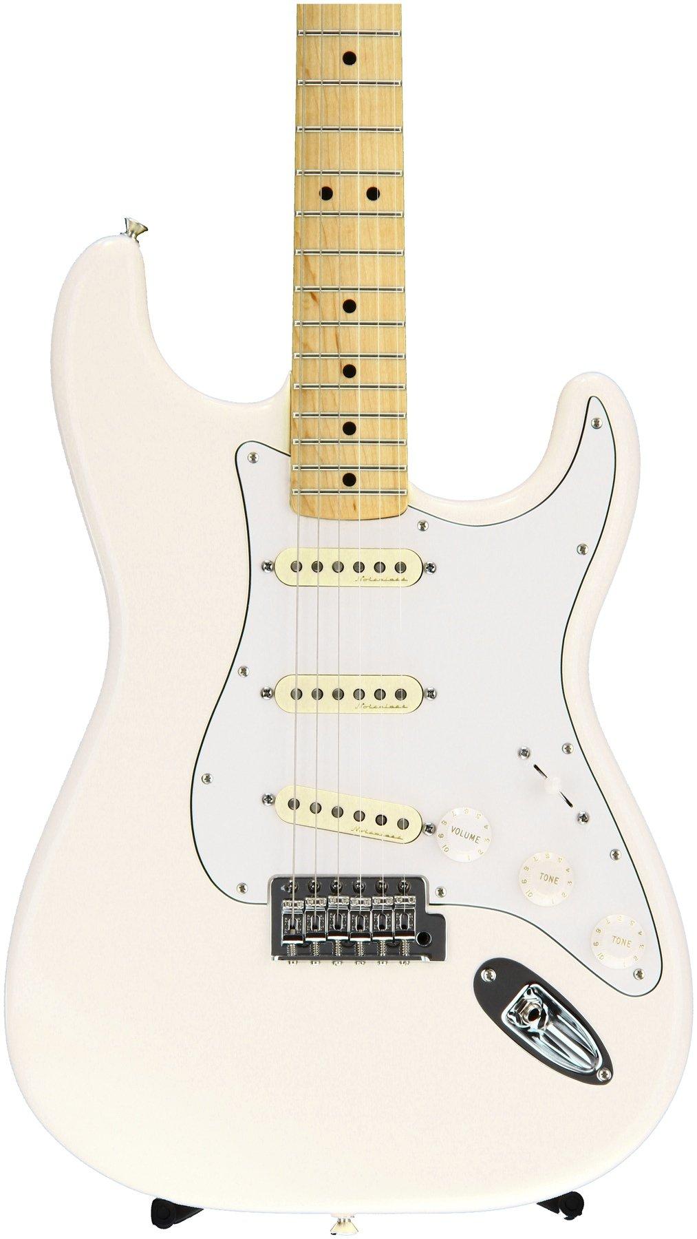 Fender Vintage Noiseless Strat Pickups Accessories >> Fender Standard Stratocaster With Vintage Noiseless Pickups Arctic