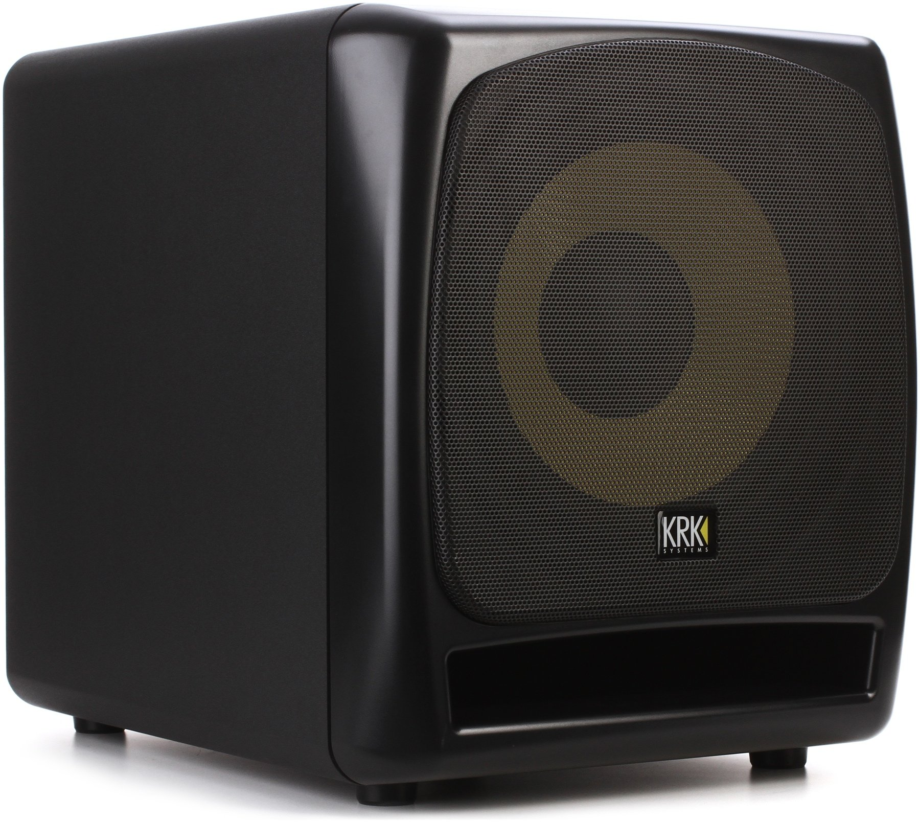 Krk 10s 10 Powered Studio Subwoofer Sweetwater Guitar Wiring On Cone Bass Woofers Wired In Series Parallel 12s 12