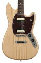 Fender American Special Mustang, Sweetwater USA Exclusive - Natural Ash