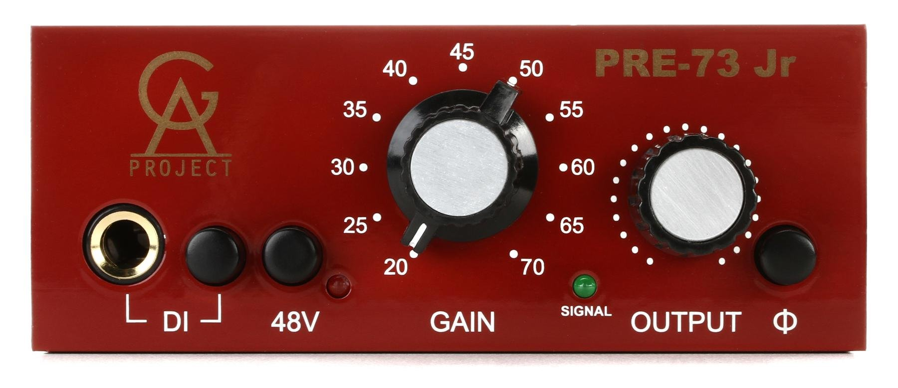 Golden Age Project Pre 73 Jr Mic Sweetwater Audio Preamplifiers Projects And Circuit 7 Image 1