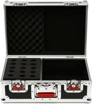 Gator G-TOUR M15 - 15 Microphones Road Case