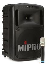 MIPRO MA-808 - Portable PA with CD Player, Wireless Mic, and Bluetooth