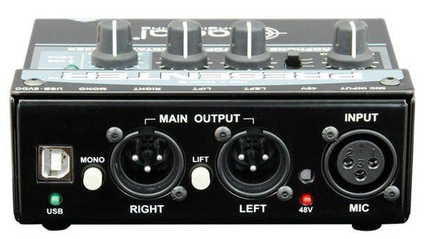 radial presenter audio presentation mixer sweetwater. Black Bedroom Furniture Sets. Home Design Ideas