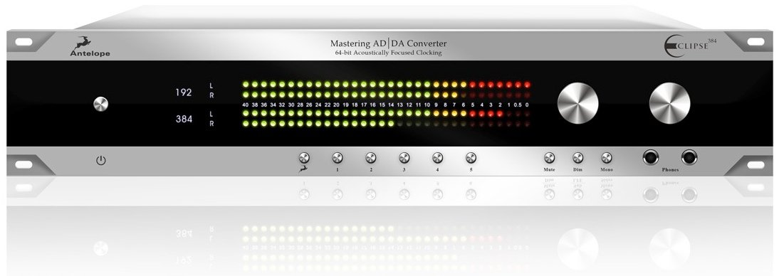 Antelope Audio Eclipse 384 AD/DA Converter | Sweetwater