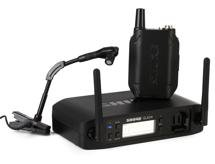 Shure GLX-D Digital Wireless System - w/Beta98 Mic