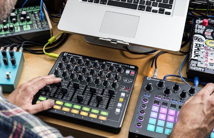 Novation launch control xl black sweetwater - Difference between ableton live lite and full version ...