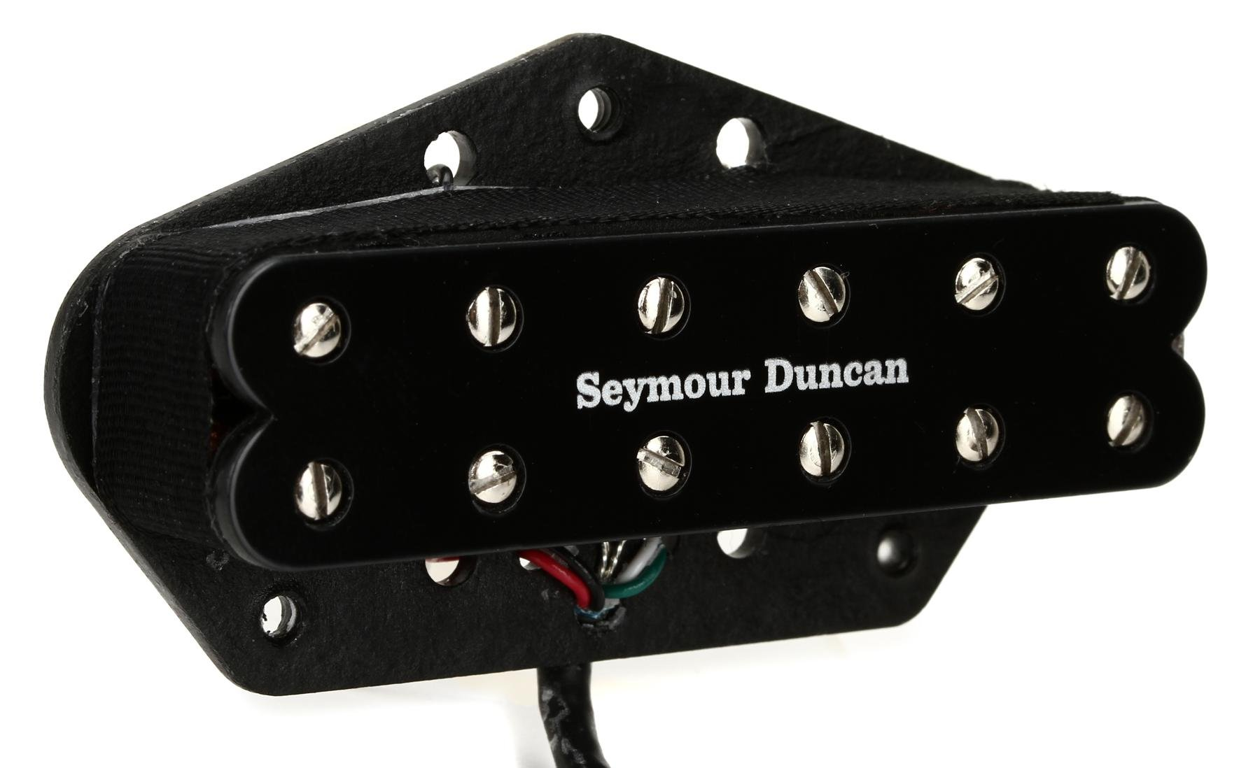 Seymour Duncan St59 1 Little 59 Humbucker Tele Pickup Black Telecaster Wiring Diagram Stack Bridge Image