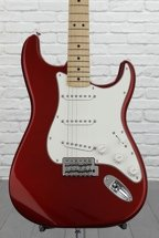 Fender Standard Stratocaster - Candy Apple Red with Maple Fingerboard