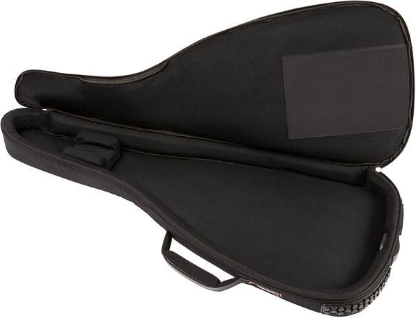 Fender Fe620 Electric Guitar Gig Bag Black Sweetwater