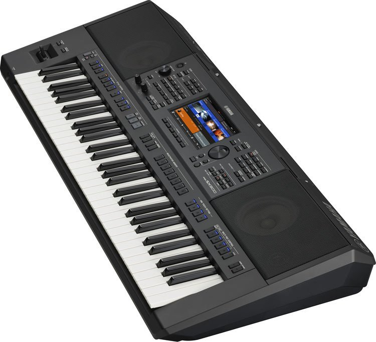 Yamaha PSRSX900 61-key Arranger Workstation | Sweetwater