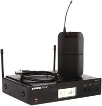 Shure BLX14R/W85 Wireless Lavalier System - H9 Band