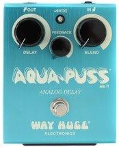 Way Huge Aqua Puss Analog Delay Pedal
