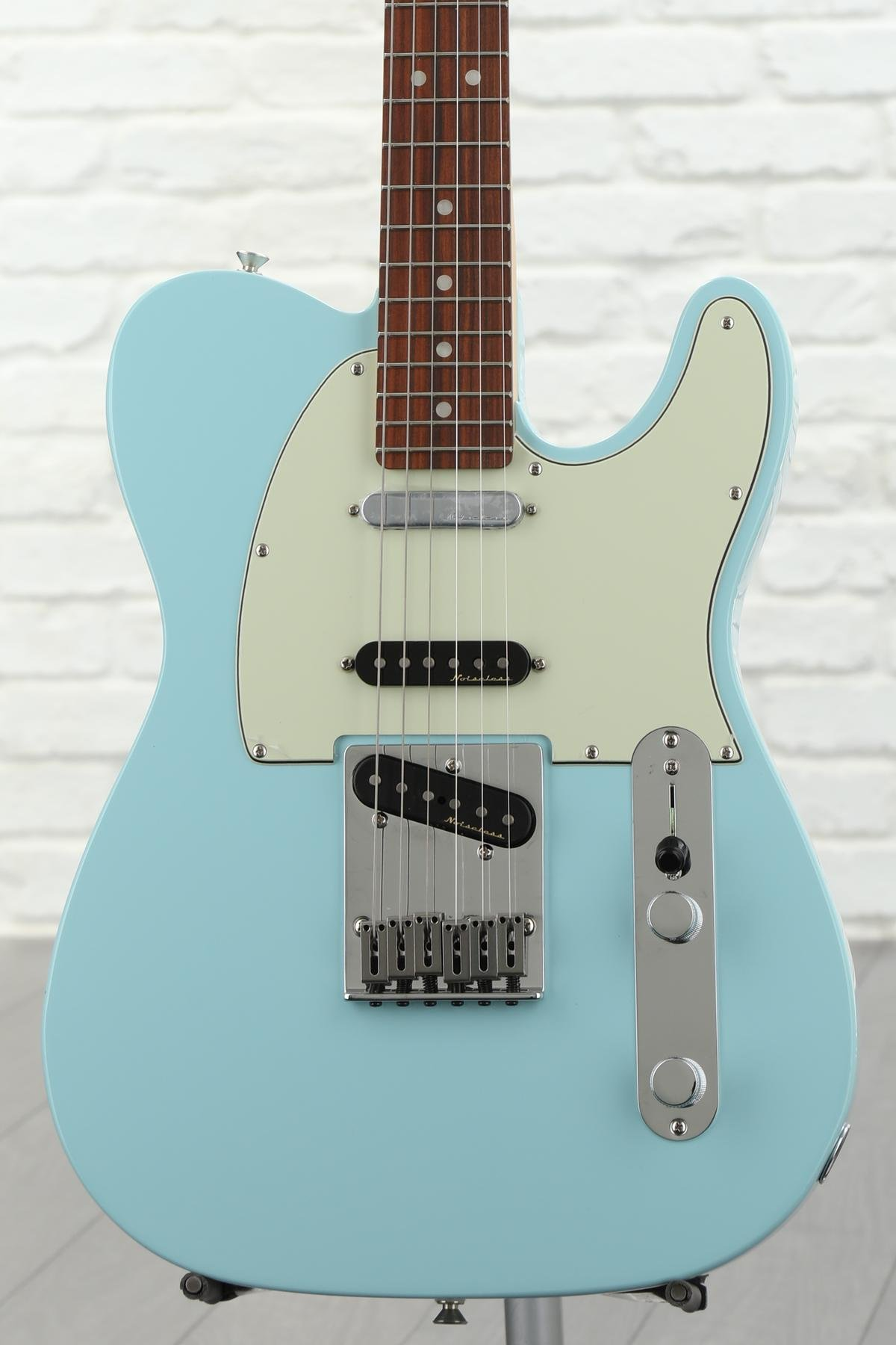 Fantastic How To Install Bulldog Remote Start Thin 3 Coil Pickup Round 2 Humbucker 5 Way Switch 5 Way Pickup Switch Old 5 Way Switch 2 Humbuckers RedSolar Panel Schematic Fender Deluxe Nashville Tele   Daphne Blue With Pau Ferro ..