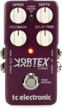 TC Electronic Vortex Flanger Stereo Flanger Pedal