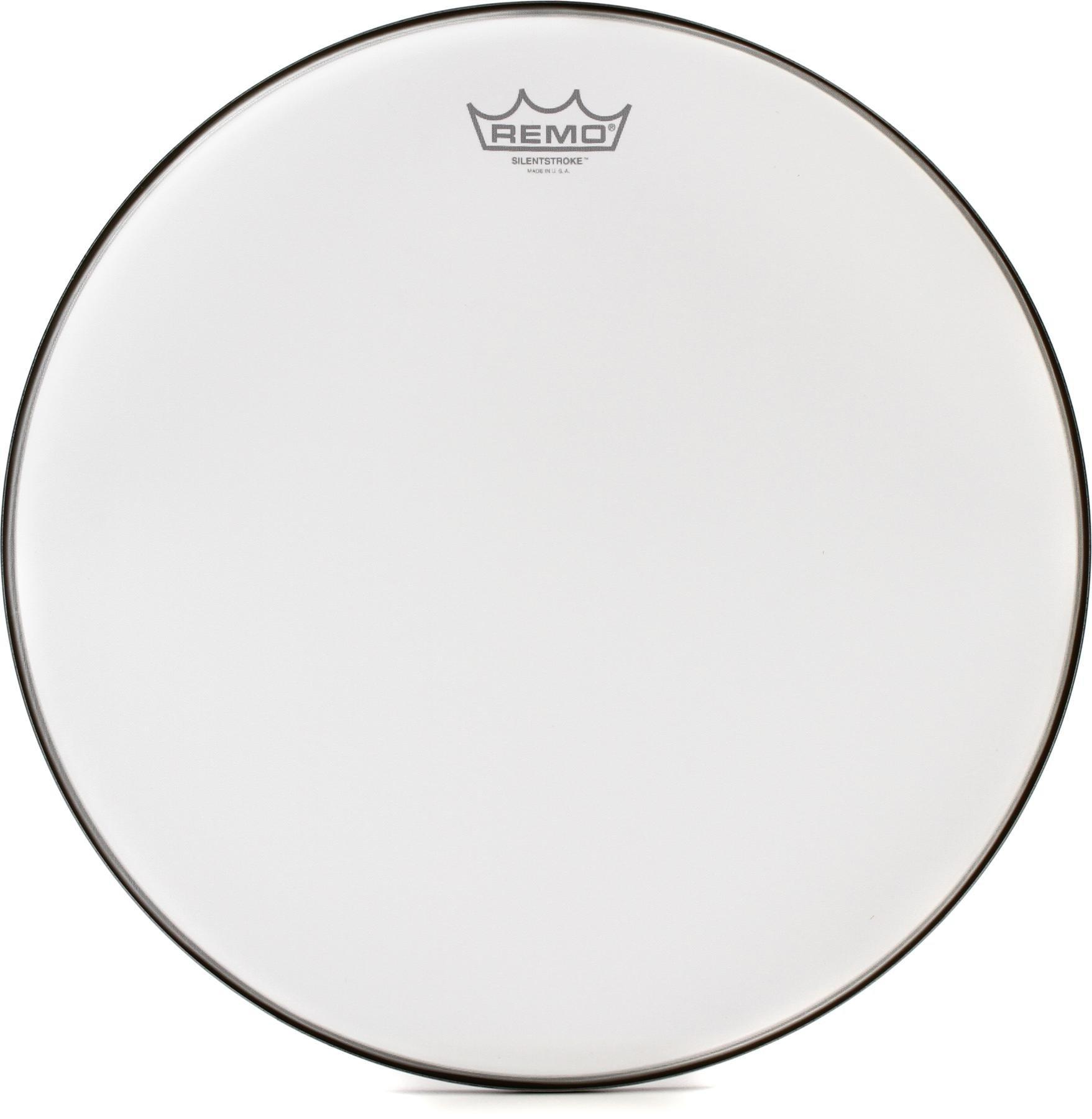 "16/"" Silentstroke Drum Head set 12/"" Remo ProPack 10/"""