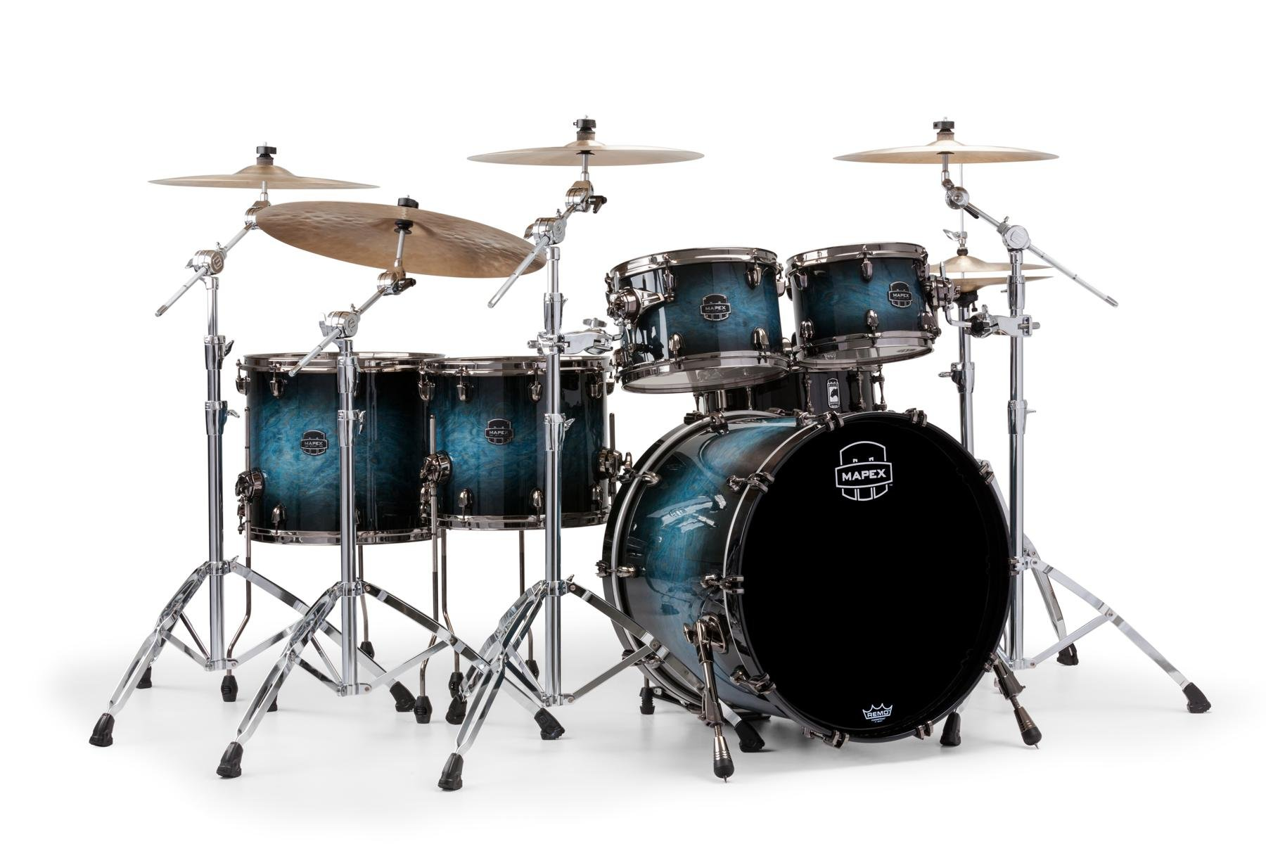 Mapex Saturn V MH Exotic 5 Piece Shell Pack